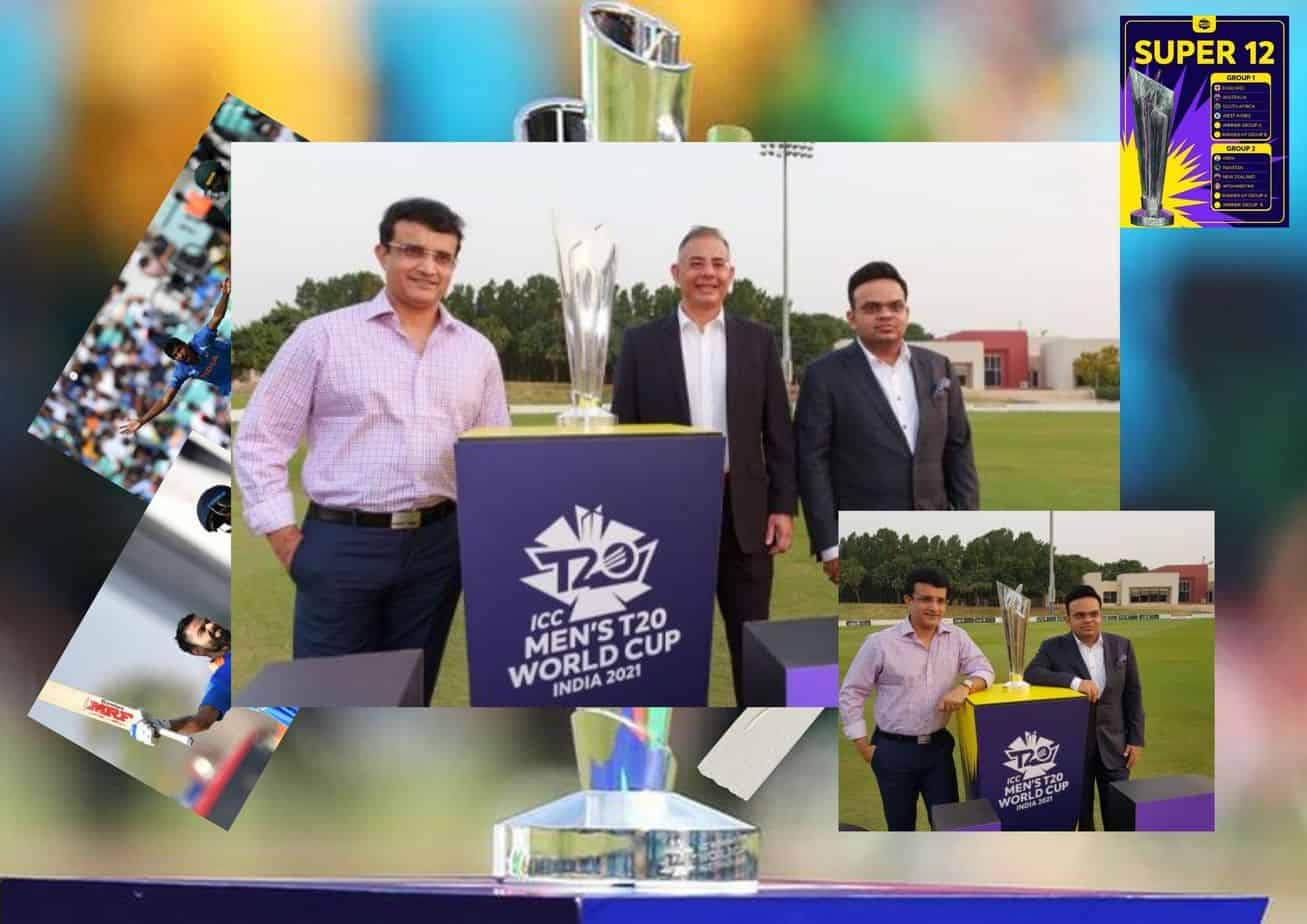 ICC T20 World Cup 2021 – India and Pakistan are in same Pool